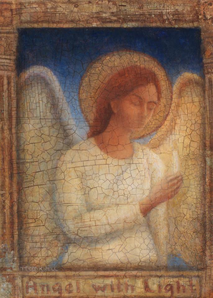 Angel with Light