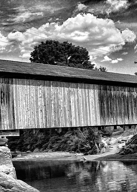 Covered Bridge Art | Peter J Schnabel Photography LLC