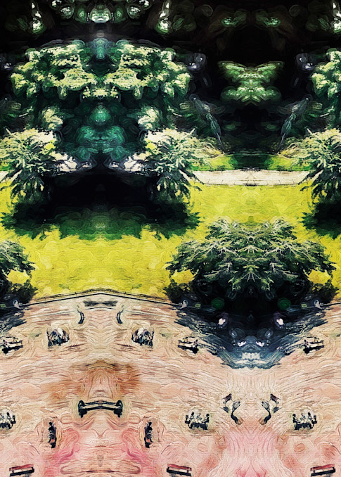 Patterns On The Ground Art   Peter J Schnabel Photography LLC