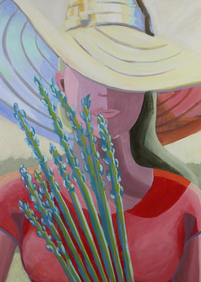 Happiness Grows In Spears Art   Kristin Webster Art Studio