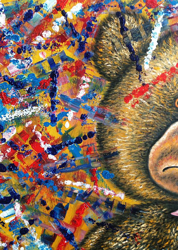 The Little Bear Has A Nervous Breakdown Art   PMS Artwork