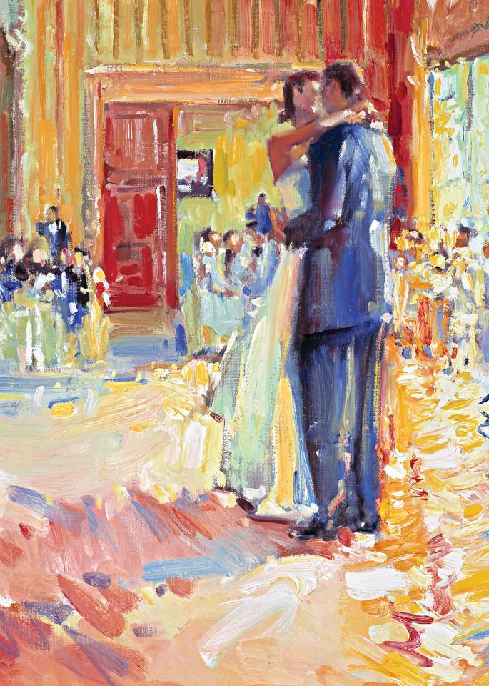 First Dance by Daniel Bayless