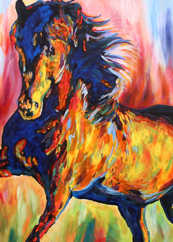 Free Spirit by John Bramblitt