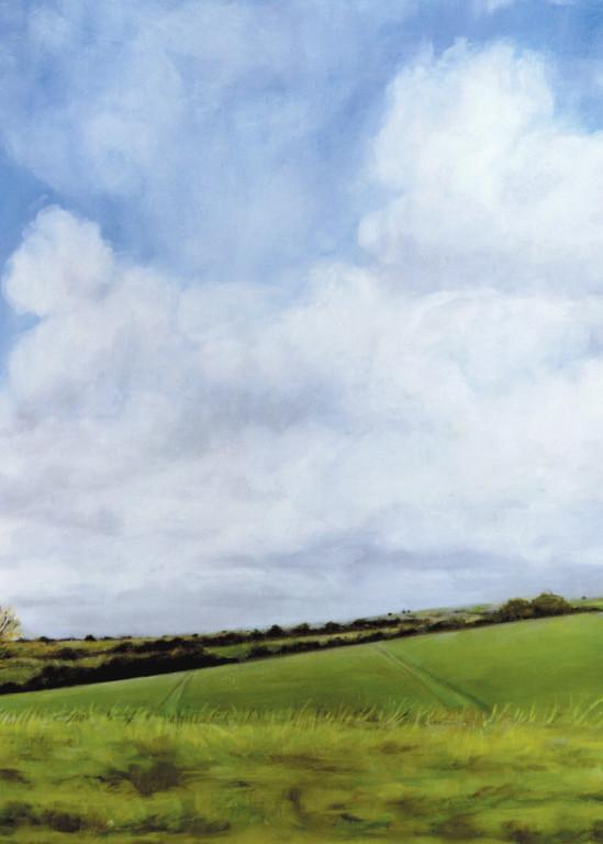 Towards Edinburgh Art | Sandy Garnett Studio