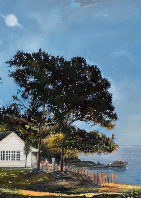 20111002 Beachhouse150dpi Art | Sandy Garnett Studio