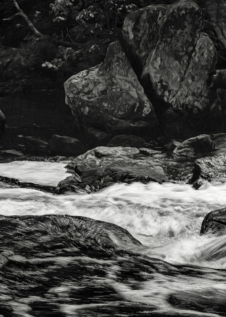 Rushing Waters Art | Peter J Schnabel Photography LLC