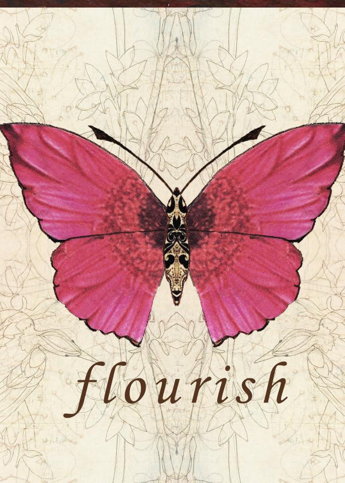 Flourish Art   Karen Sikie Paper Mosaic Studio