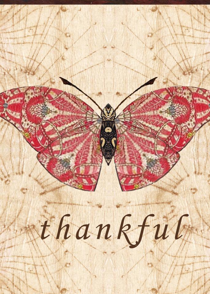 Thankful Art   Karen Sikie Paper Mosaic Studio