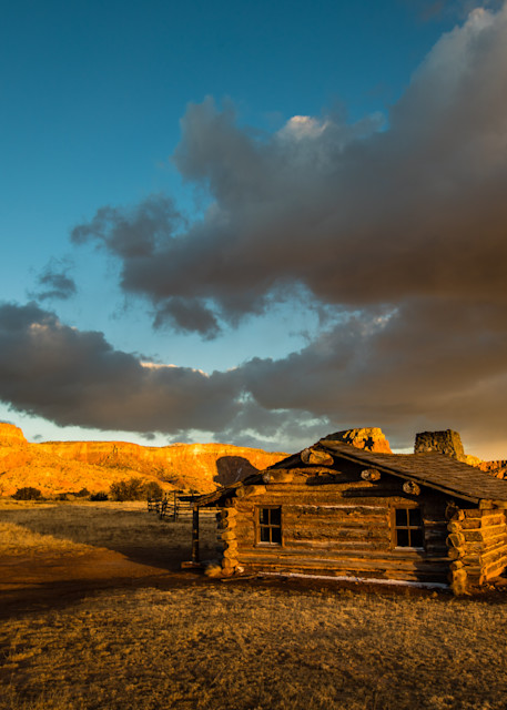 Ghost Ranch Cabin New Mexico