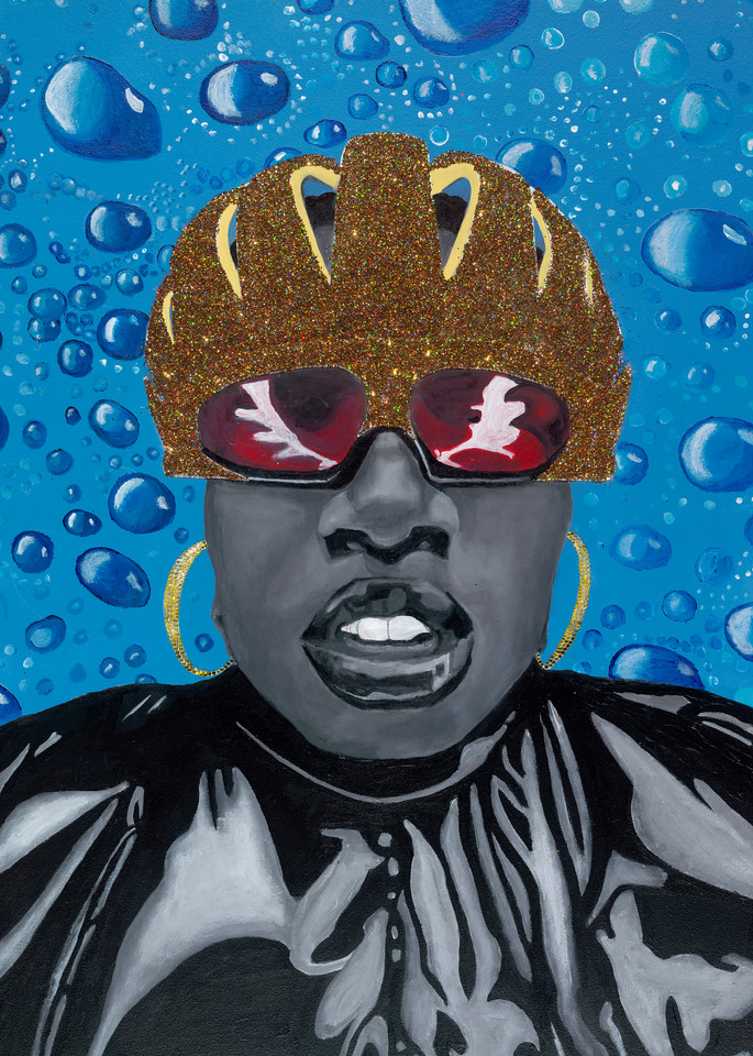 Missy Elliott – My 1st Thought Art | Robin Imaging Services