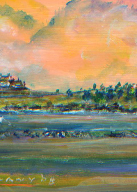 Ocean Drive #4 Art Print