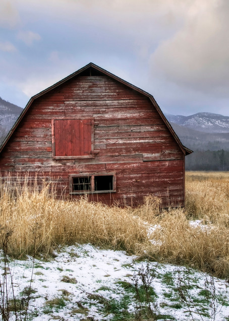 Adirondack Barn   Michael Sandy Art | Michael Sandy Photography