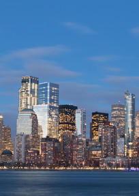 Early Evening On The Hudson Art | Michael Sandy Photography