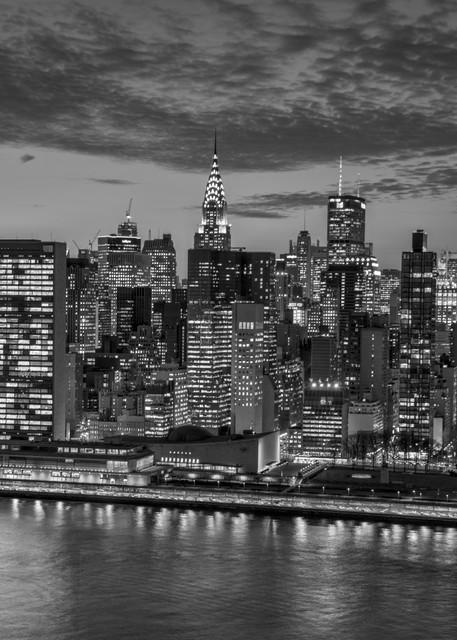 East River Skyline Art | Michael Sandy Photography