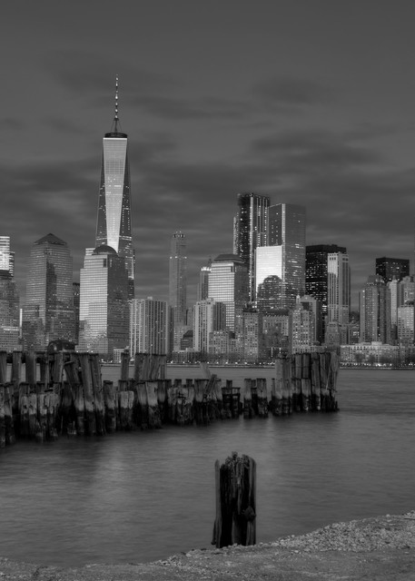 Piers On The Hudson Art | Michael Sandy Photography