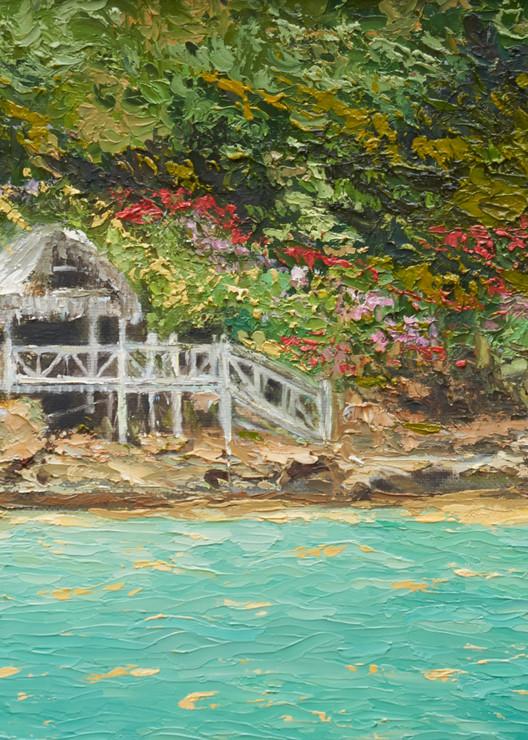 Caribbean Paradise Art | Pamela Ramey Tatum Fine Art