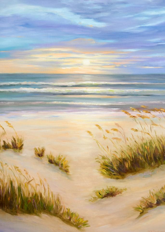 New Smyrna Beach Paradise Ii Art | Pamela Ramey Tatum Fine Art