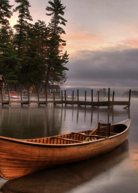 October Sunrise On Huddle Bay Art   Michael Sandy Photography