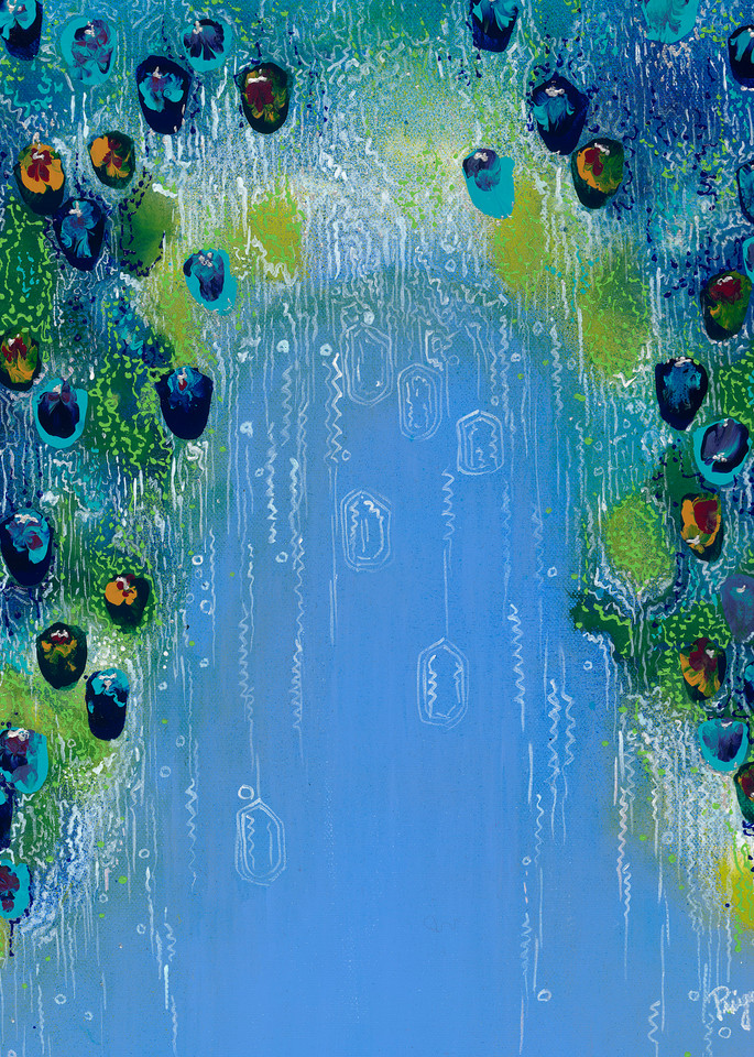 Calm Presence Art | Robin Imaging Services