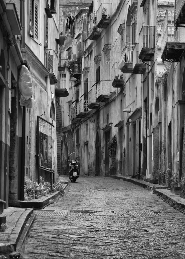 The Streets Of Procida Art | Michael Sandy Photography