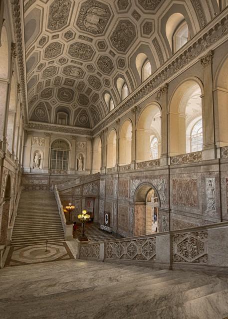 Palazzo Reale Art | Michael Sandy Photography