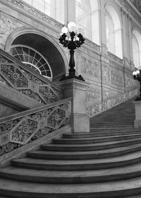 Palazzo Reale Ii Art | Michael Sandy Photography