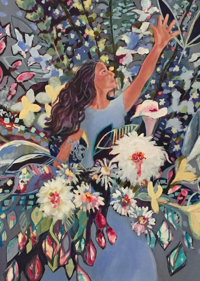 Reaching Heavenward Art | Kristin Webster Art Studio