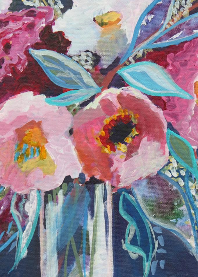Holding On To Summer Art | Kristin Webster Art Studio
