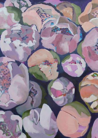 Peonies In Pink Art | Kristin Webster Art Studio