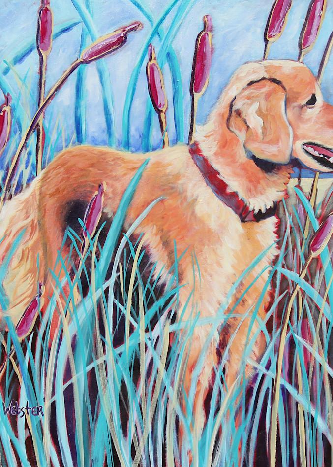 On The Lookout Art | Kristin Webster Art Studio