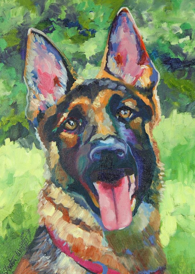 I'm All Ears Art | Kristin Webster Art Studio