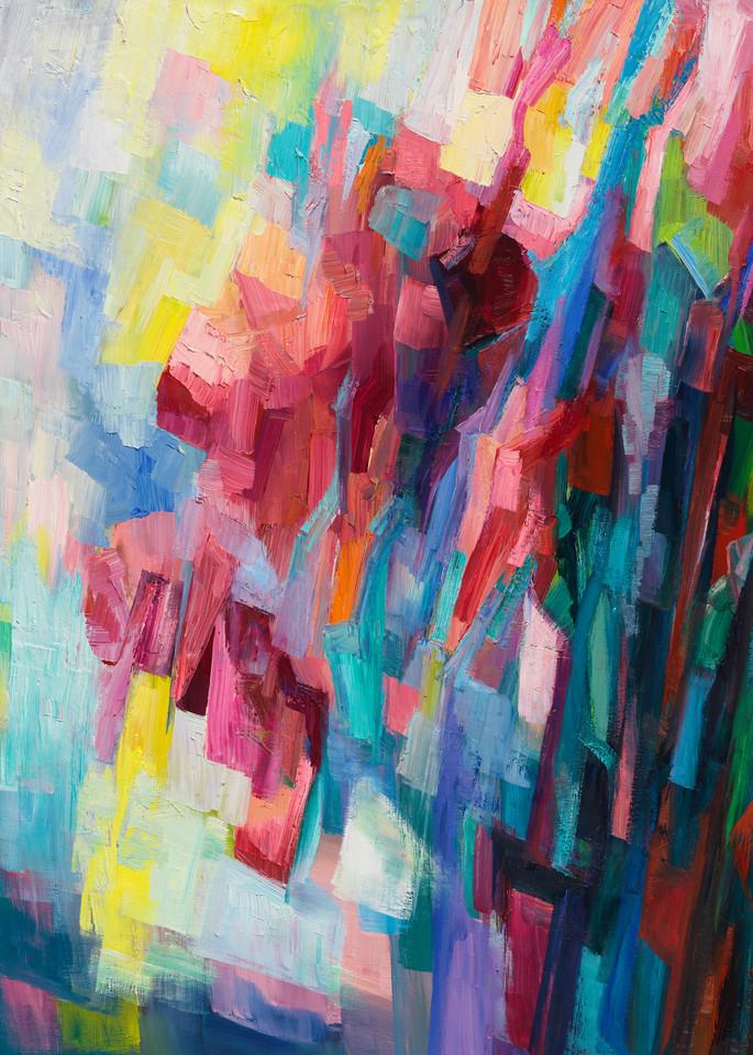 Unbroken Flowers Art   Sonnets in colour