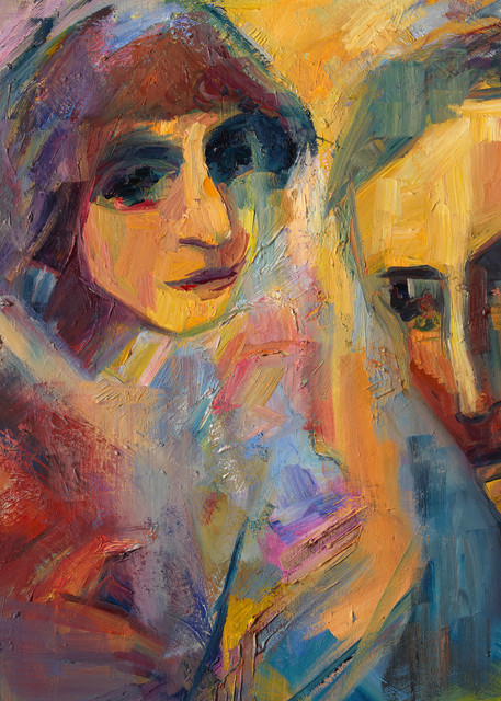 August (Marina Tsvetaeva And Boris Pasternak, After Boris Pasternak) Art | Sonnets in colour