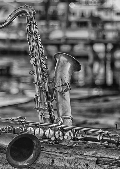 Dock Of The Bay Art | Instrumental Art