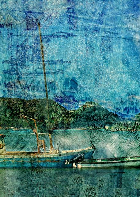 Geoscape Pirates At Sea Art | FortMort Fine Art