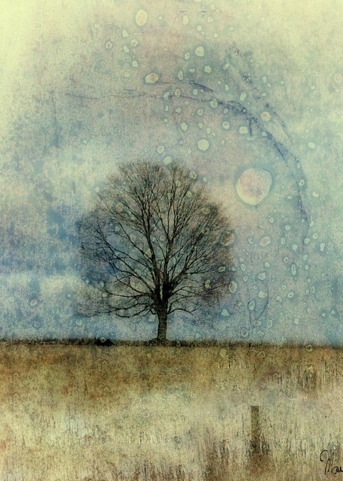Geoscape Tree Talk Art | FortMort Fine Art