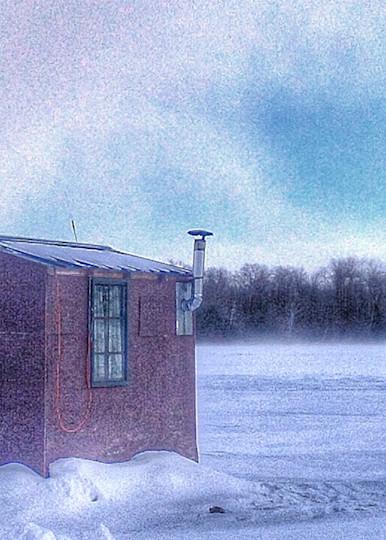 Fine Art Photog Keeping Warm Art | FortMort Fine Art