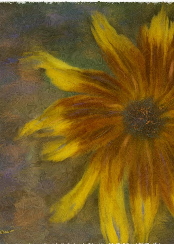 Flowers Sunny Art | FortMort Fine Art