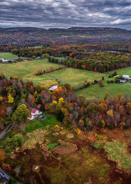 Aerial Of Gardiner Art   Roost Studios, Inc.
