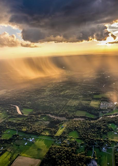 Aerial Of Gardiner 2 Art | Roost Studios, Inc.