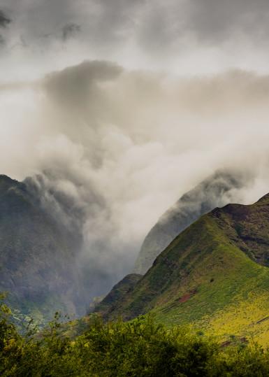Maui's Warning Photography Art   MJW Fine Art