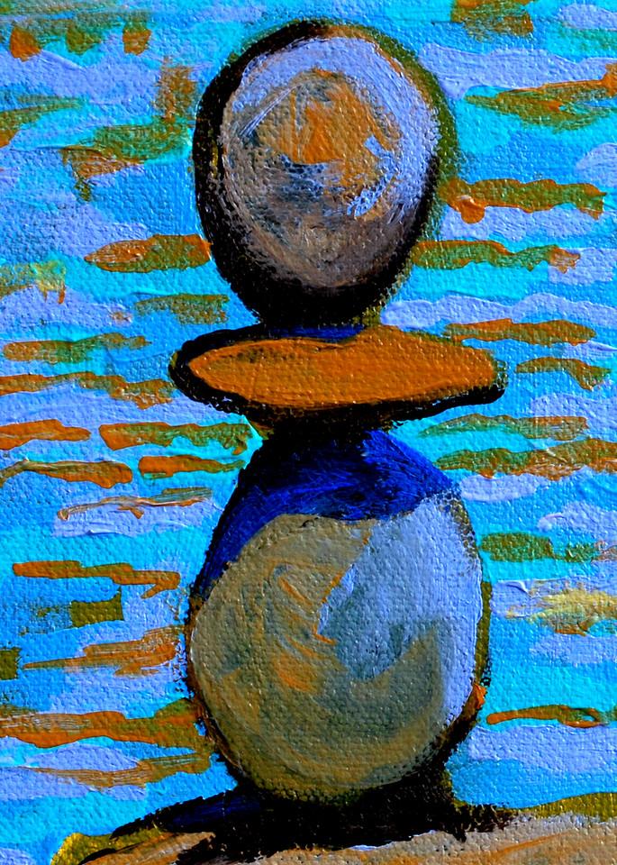 Balance 2, by artist Jenny Hahn