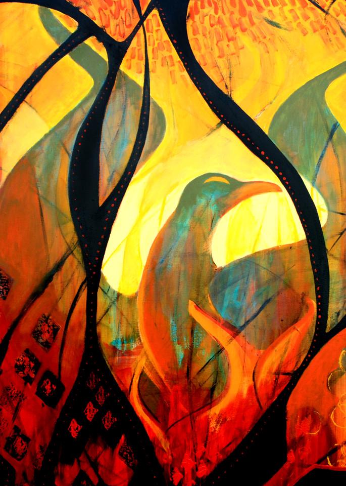 Arise, by Jenny Hahn