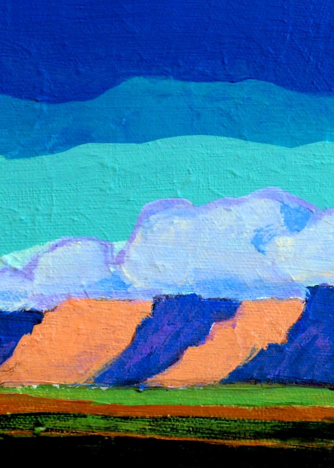 Canyonscape 2, by Jenny Hahn