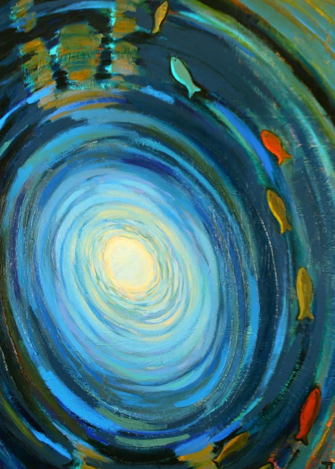 Emergence, by Jenny Hahn