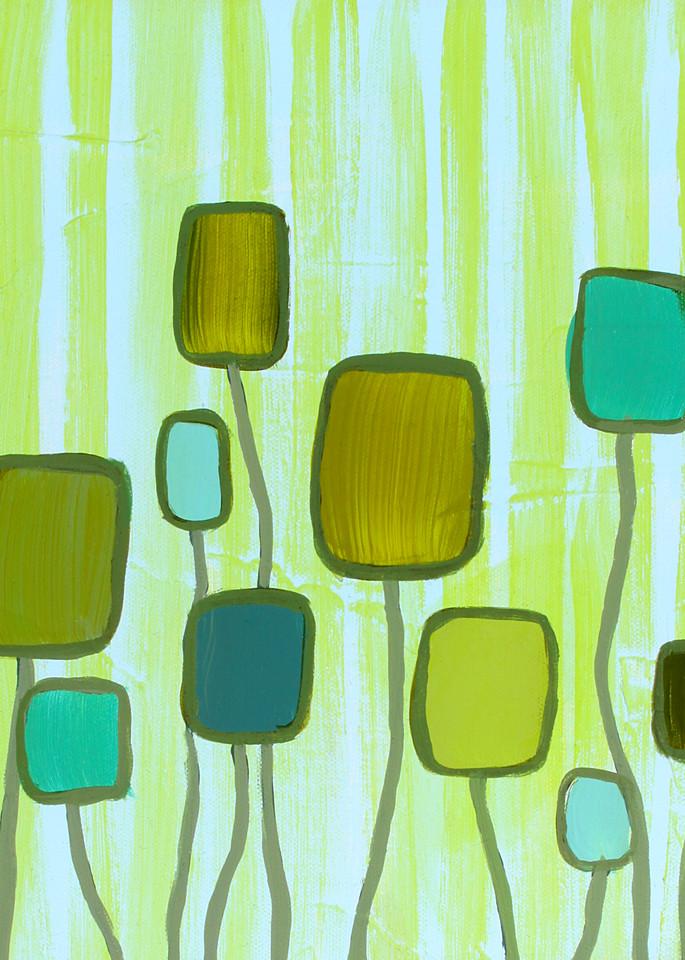 Greenies, by Jenny Hahn
