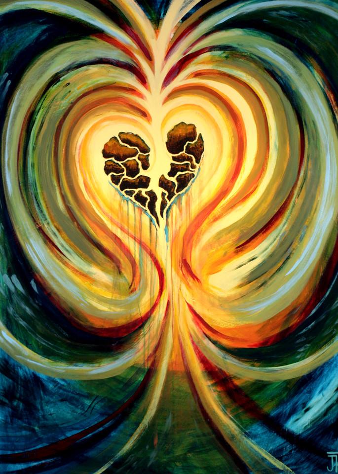 Healing Heart, by Jenny Hahn