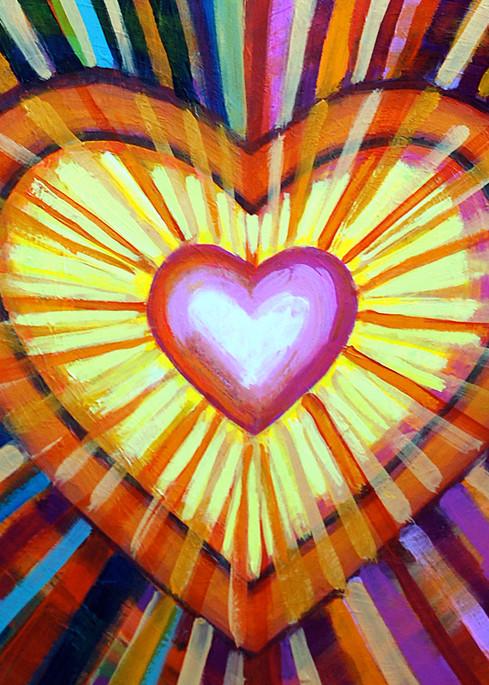 Love is Eternal (detail), by Jenny Hahn
