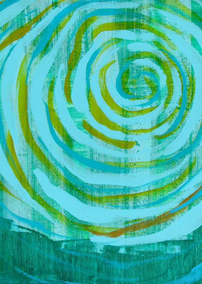 Ripples, by Jenny Hahn
