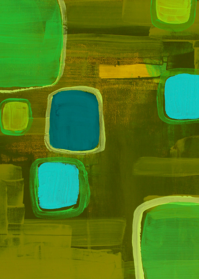 Viridescence, by Jenny Hahn